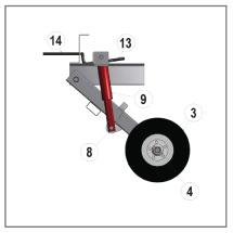 Yard Ramp Hydraulic assembly